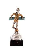Trofeo de Futbolin en resina.