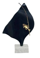 Trofeo de Pesca modelo Luna