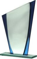 Trofeo de cristal. Modelo atatlahuca