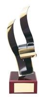 Trofeo diseño artesanal
