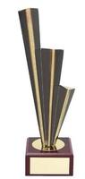 Trofeo diseño latón