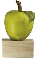 Trofeo frutas de manzana
