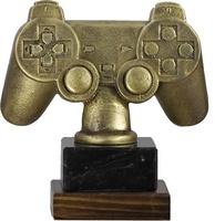 Trofeo gamer de mando