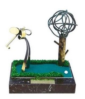 Trofeo golf campo de golf