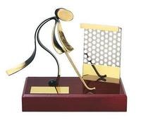 Trofeo hockey hielo jugador