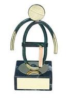 Trofeo judo latón