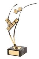 Trofeo juegos mesa scrabble