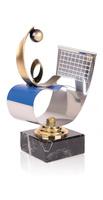 Trofeo laton de waterpolo