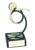 Trofeo música artesanal