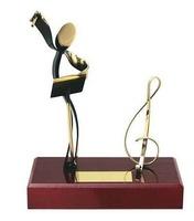 Trofeo música clave y director