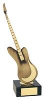 Trofeo música guitarra