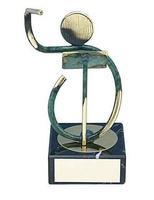 Trofeo música latón