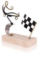 Trofeo meta de karts