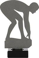 Trofeo metal modelo cacaotepec