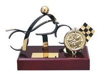 Trofeo motos peana madera