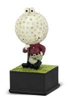 Trofeo muñeco de golf