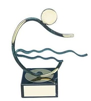 Trofeo natación artesanal