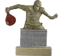 Trofeo padel modelo jugador