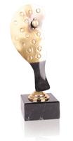 Trofeo pala de padel