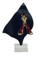 Trofeo para Baile Moderno modelo Luna