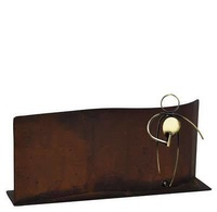 Trofeo pared Laton Ping Pong