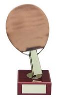 Trofeo pingg pong pala