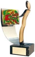 Trofeo pintura pintor