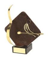 Trofeo piragüismo rombo