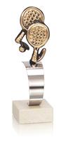 Trofeo raquetas de padel