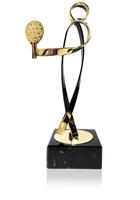 Trofeo silueta de padel