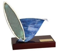 Trofeo surf tabla