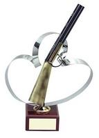 Trofeo tiro escopeta caza escopeta
