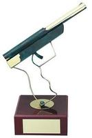 Trofeo tiro pistola pistola