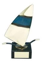 Trofeo vela latón