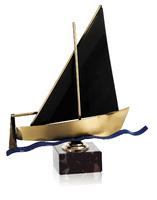 Trofeo velero marítimo