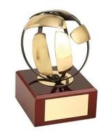 Trofeo voleibol balón