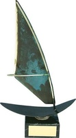 Trofeo windsurf tabla y vela