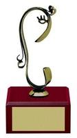 Trofeo zodiaco virgo